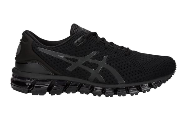 ASICS Men's Gel-Quantum 360 KNIT 2 Running Shoe (Black/Black, Size 11.5)