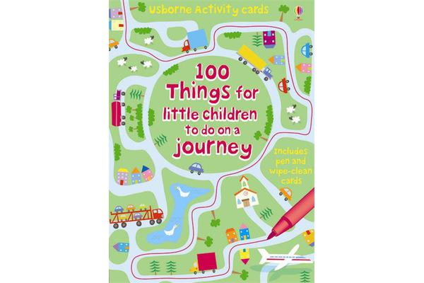 Image of 100 Things for Little Children to Do on a Journey