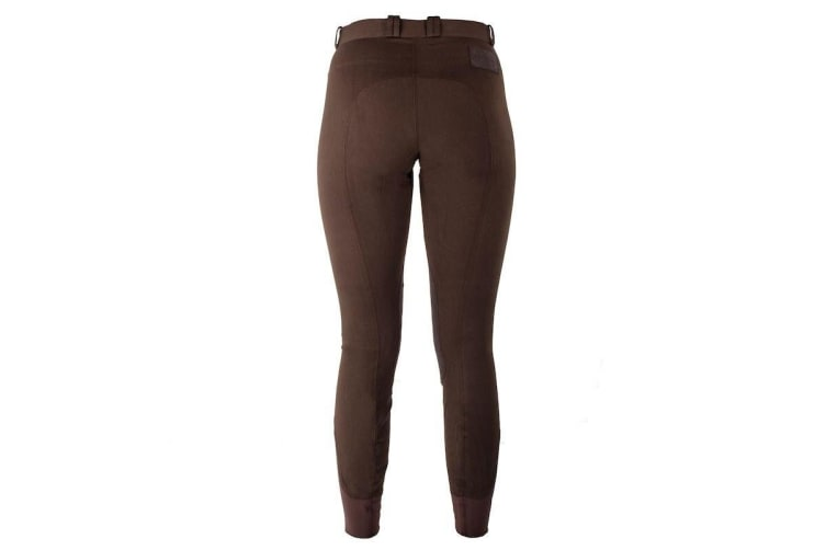 Mark Todd Womens/Ladies Gisborne Breeches (Coffee) (32 inches)