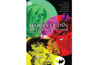 Harley Quinn and the Gotham City Sirens Omnibus