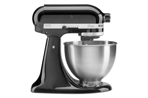 Dick smith kitchenaid classic stand mixer onyx black for Kitchenaid 0 finance