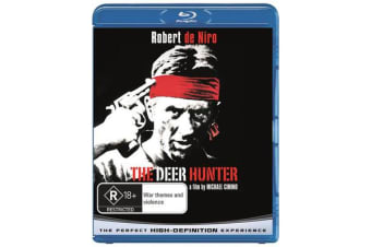 The Deer Hunter Blu-ray Region B