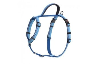 The Company Of Animals HALTI Walking Harness (Blue)