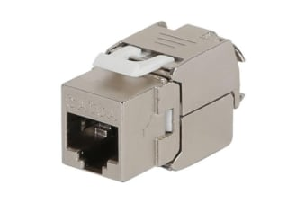 CAT6A Keystone Shielded Jack