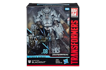 Transformers Studio Series Leader - Decepticon Blackout