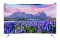 "Samsung 55"" Series 8 Curved Premium Smart 4K LED TV (MU8000)"