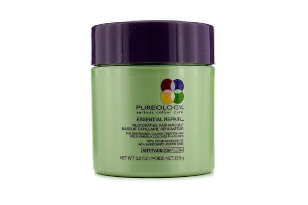 Pureology Essential Repair Restorative Hair Masque (For Distressed Colour-Treated Hair) (150g/5.2oz)