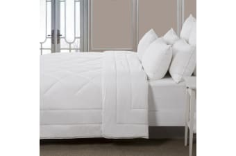 Wooltara Classic 450 GSM Winter Australian Wool Quilt Double Bed