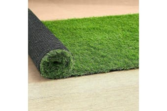 10 SQM Synthetic Turf Artificial Grass Plastic Plant Fake Lawn Garden Flooring