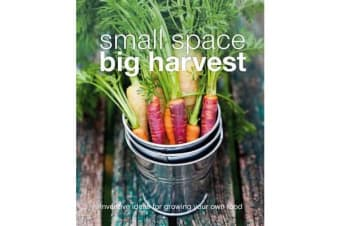 Small Space Big Harvest