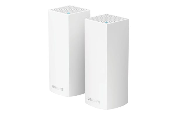 2-Pack Linksys Velop Whole Home Wi-Fi System (WHW0302)