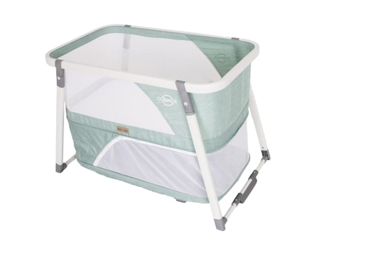 Love N Care Cosmos 3-in 1 Crib Baby Bassinet Orchid