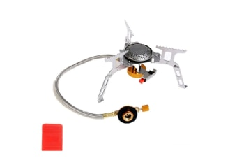 Outdoor Picnic Gas Jet Portable Stove Burner Cooking Hiking Camping Gear Cooker