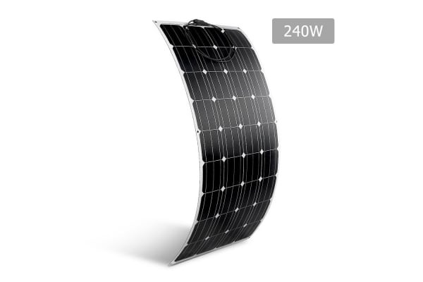 240W Water Proof Flexible Solar Panel