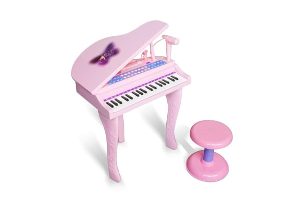 Deluxe musical Electronic Organ For Kids- Pink