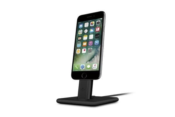 Twelve South HiRise Deluxe 2 Stand for iPhone/iPad - Black