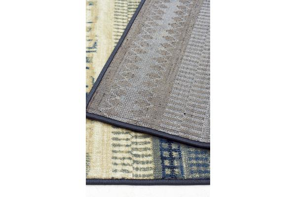 One Tribe Navy Modern Rug 330X240cm