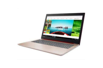 "Lenovo 320-15IAP Pentium Quad-Core N4200 1.1GHz 1TB 4GB 15.6"" (1366x768) DVD-RW BT WIN10 Webcam red"