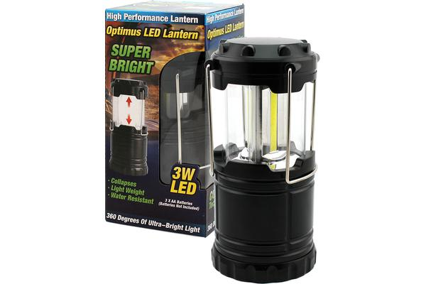 1 x Optimus LED Camping Lantern