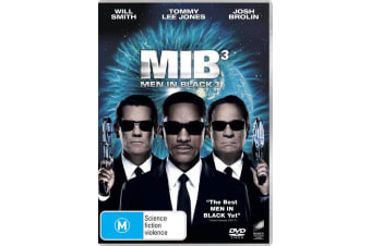 Men in Black 3 DVD Region 4