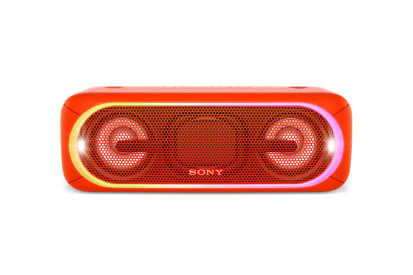 Sony Ultimate Extra Bass Wireless Speaker - Red (SRSXB40R)