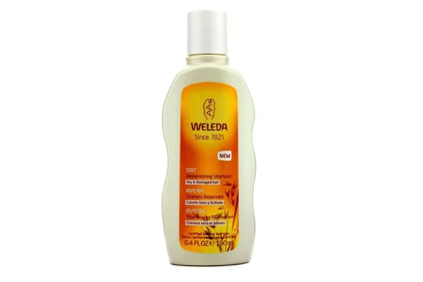 Weleda Oat Replenishing Shampoo (For Dry and Damaged Hair) (190ml/6.4oz)