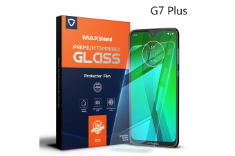 Motorola Tempered Glass Screen Protector for G7 Plus