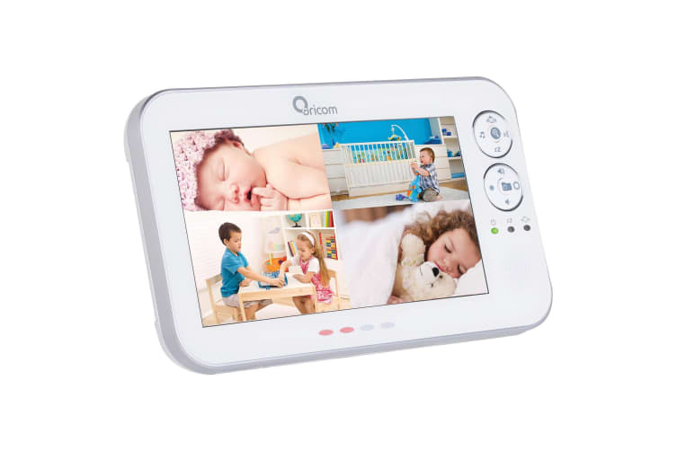 "Oricom Secure 910 7"" Large Digital Wireless Video Baby Monitor Only"