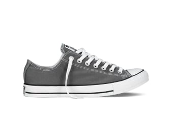 Converse Chuck Taylor All Star Ox Lo (Charcoal, US Mens 10 / US Womens 12)