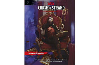 Curse of Strahd - A Dungeons & Dragons Sourcebook