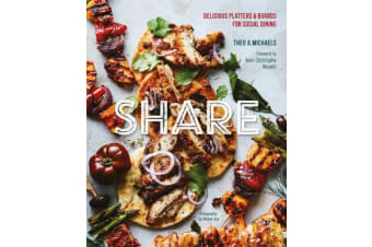 Share - Delicious Sharing Boards for Social Dining