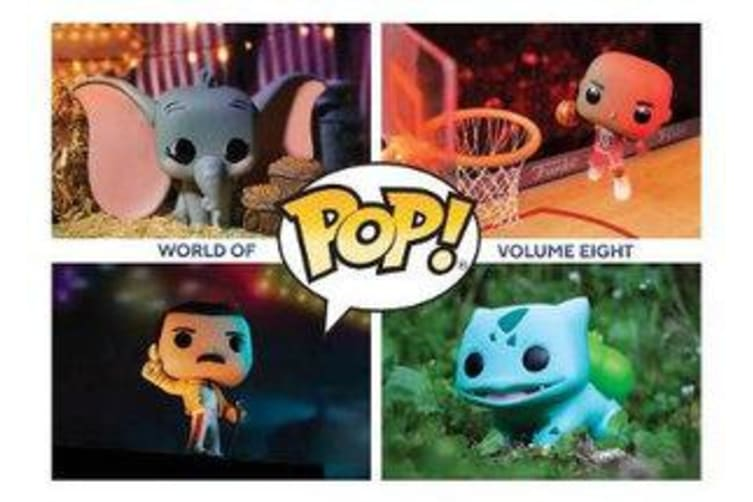 World of POP! - Volume 8