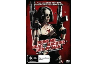 Bring Me the Head of the Machine Gun Woman - DVD - NEW Region 4