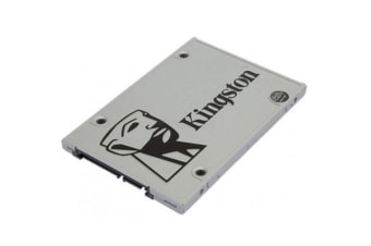 Kingston SUV500 480GB 2.5' SATA3 SSD 3D NAND 7m 6Gb/s 520/500MB/s 79K/35K IOPS 1 mil hr MTBF Solid State Drive 5yrs ~HBK-SUV400S37-480G SUV400S37/480G