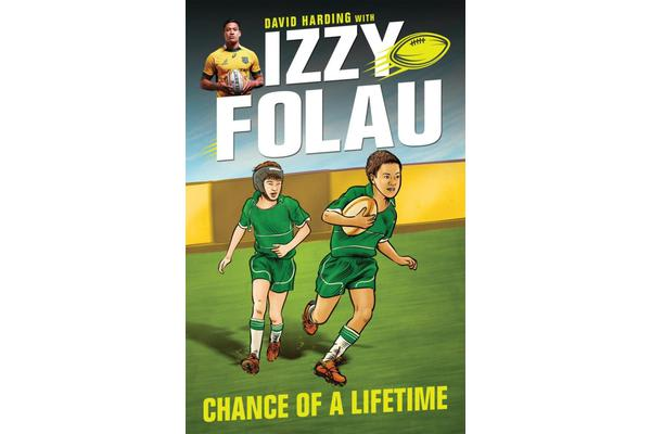 Izzy Folau 1 - Chance of a Lifetime