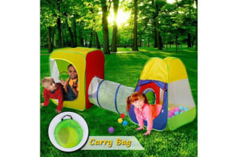 New Kids Tunnel Pop Up Play Tent