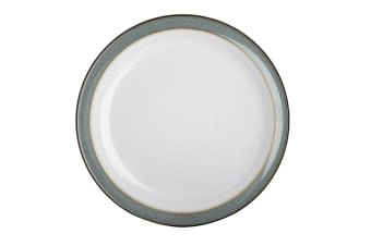 Denby Jet Grey Bread and Butter Plate