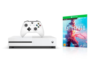 XB1 Xbox One Console S 1TB with Battlefield V