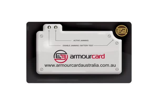 Armourcard Wireless Skimming Protector