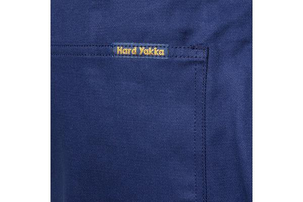 Hard Yakka Foundations Drill Pant (Navy, Size 107R)