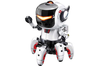 Tobbie II Robot Great Tool for the Classroom Age 8+