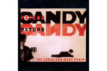 The Jesus And Mary Chain ‎– Psychocandy BRAND NEW SEALED MUSIC ALBUM CD