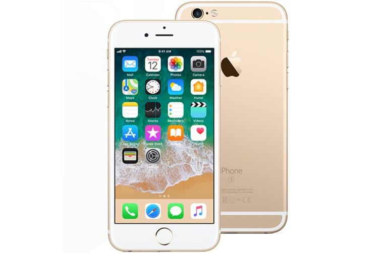 Used as Demo Apple Iphone 6S 64GB Gold (Local Warranty, 100% Genuine)