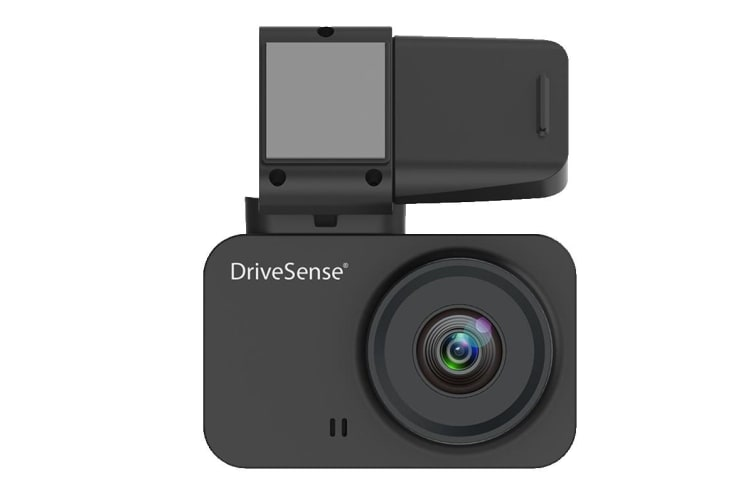 Andatech DriveSense Ranger Duo Dashcam with GPS, Rear Camera & 16GB SD Card (DVS-RANGERDUO)