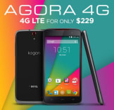 We've just launched a 4G smartphone for $229!