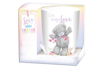 Me to You Live Laugh Love Mug