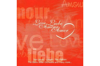 Various : Love Amour Liebe Amor BRAND NEW SEALED MUSIC ALBUM CD - AU STOCK