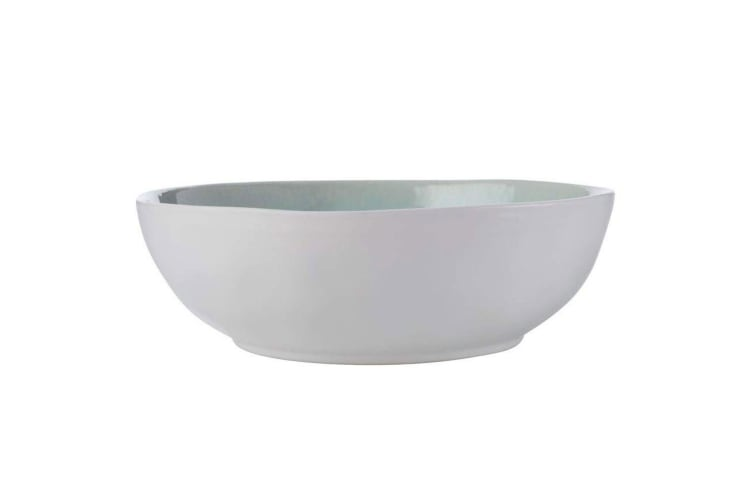 4PK Maxwell & Williams Wayfarer 19cm Salad Rice Snack Bowl Stoneware Seafoam