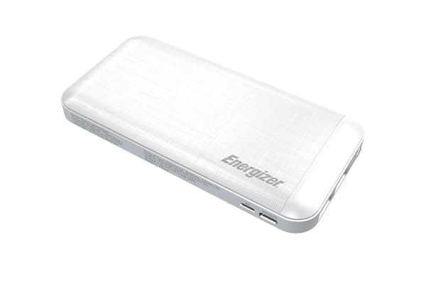 Energizer Fast Charge Power Bank 10K - White (UE10030MP)