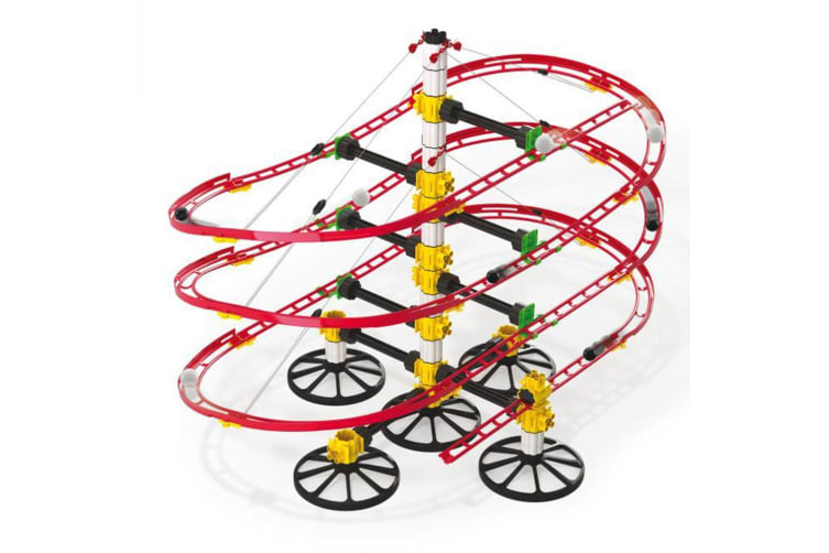 Skyrail Suspension Basic Marble Rollercoaster 5m | Quercetti Italy